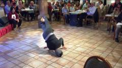 Exhibice Break Dance